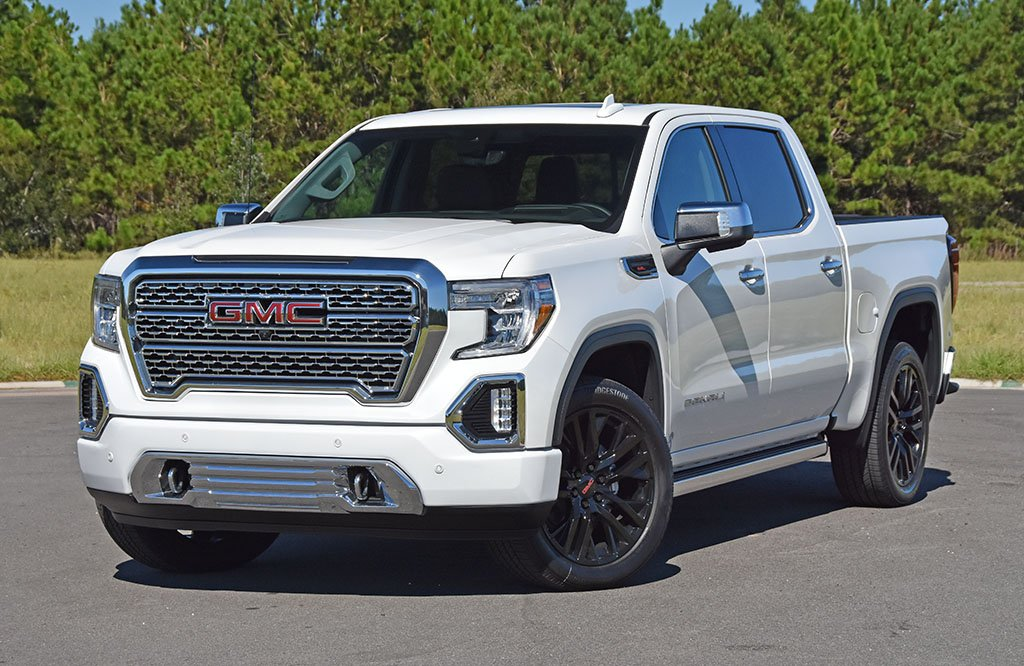 2021 GMC Sierra Denali 1500 Review