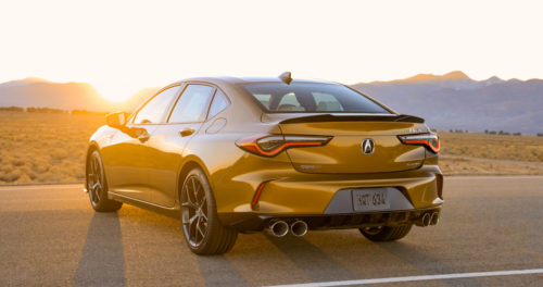Acura TLX Type S returns for 2021, hitting dealerships in late May