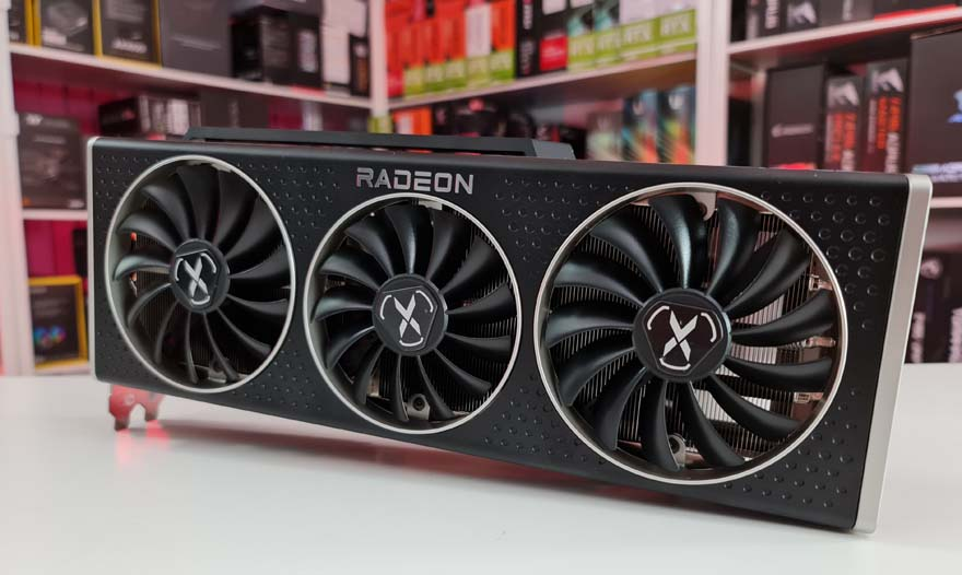 XFX Mercury 319 RX 6800 XT Graphics Card Review