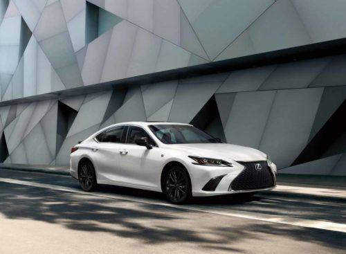 2021 Lexus ES 350 review