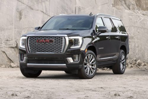 5 Things to Know About the New GMC Yukon Diesel SUV