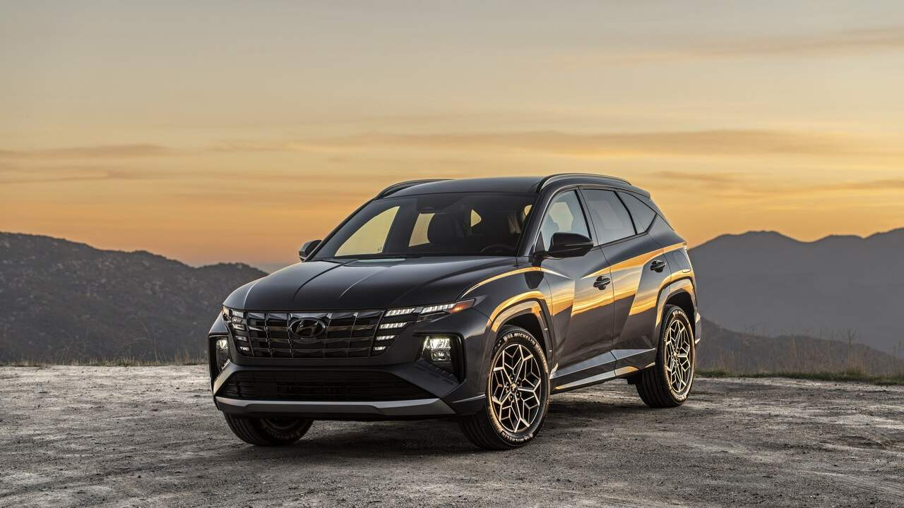 Hyundai expands 2022 Tucson lineup with new N Line and PHEV variants