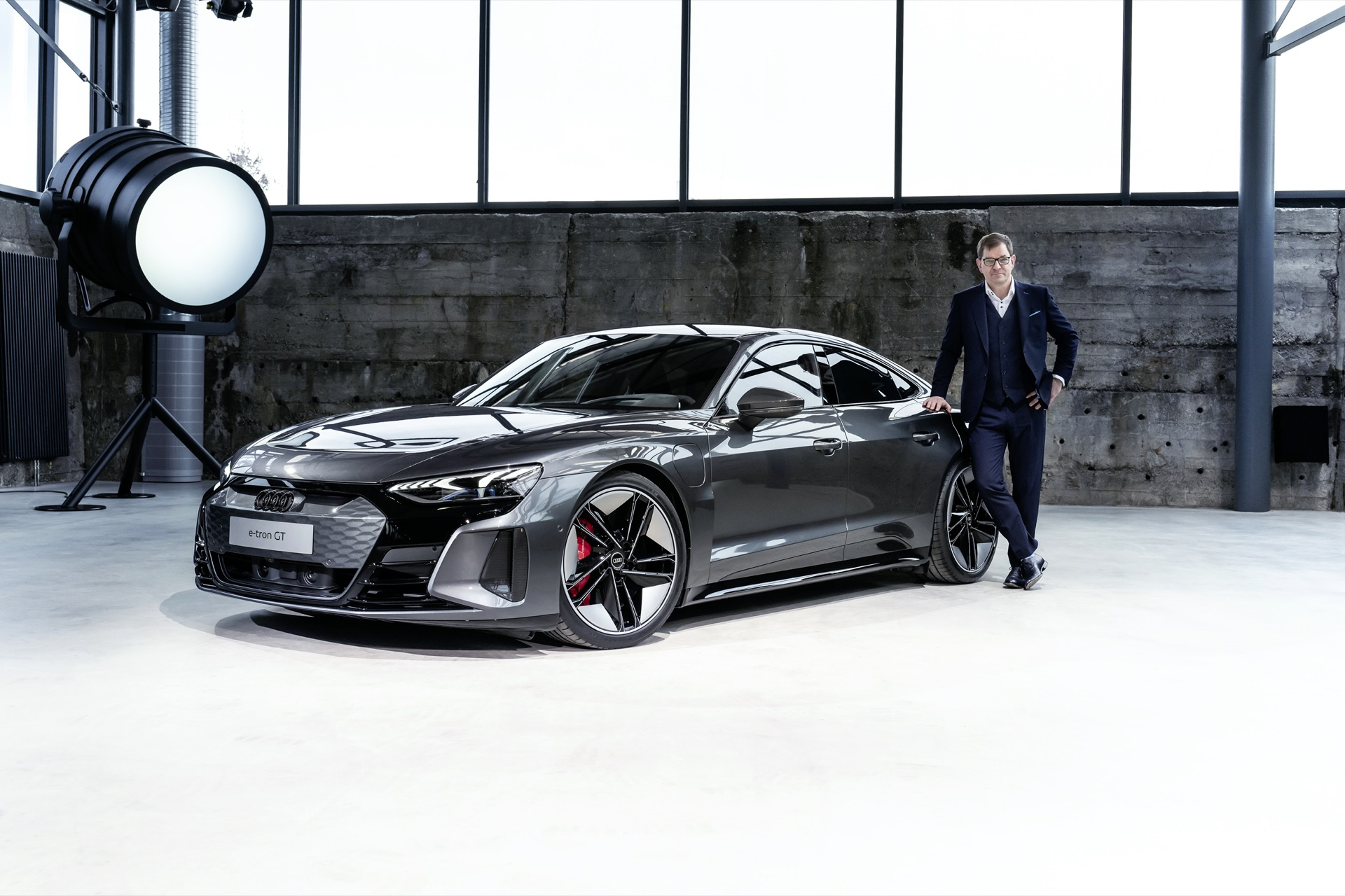 2022 Audi E-Tron GT Quattro First Drive Review: Amuse-Bouche
