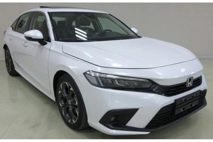 Next-gen 2021 Honda Civic sedan leaked
