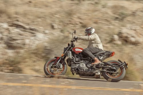 2022 Indian FTR 1200 S Review: 17 Fast Facts (From Curves to Slabs)