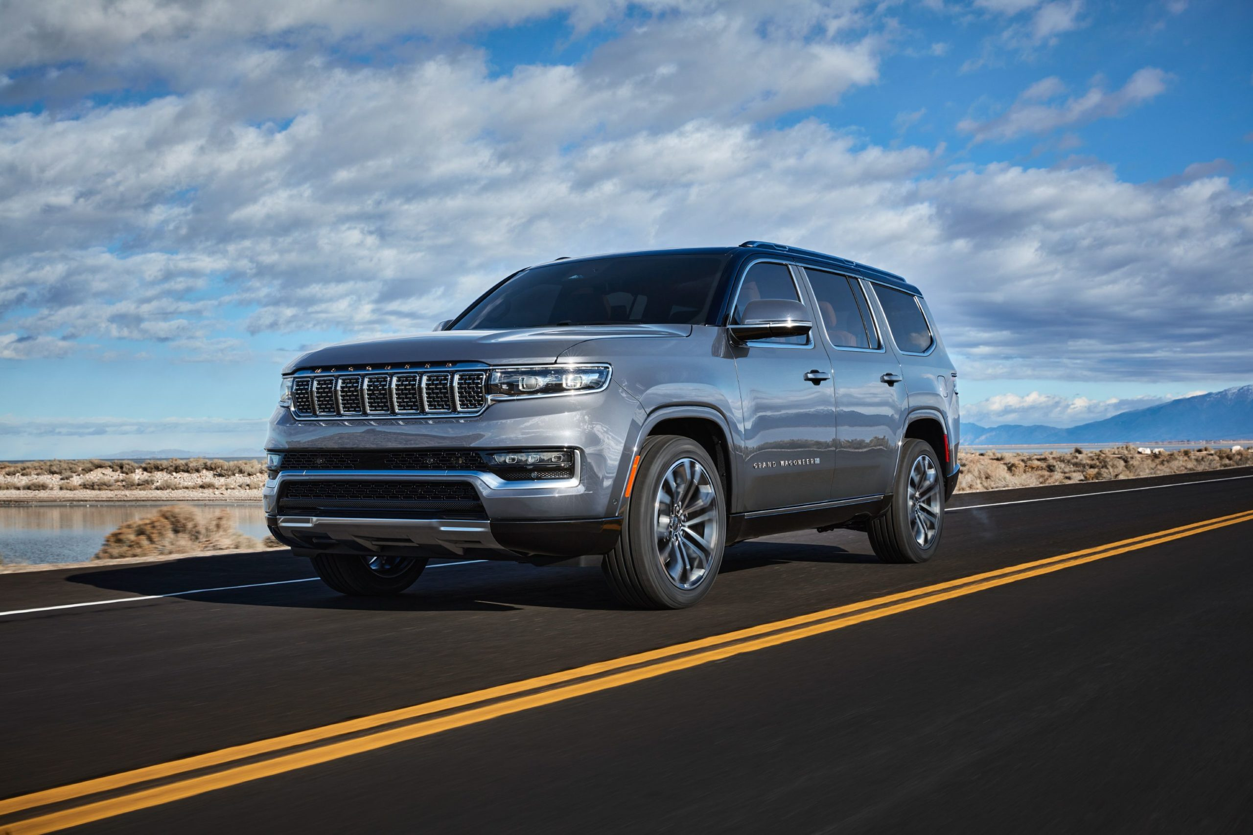 2022 Jeep Wagoneer, Grand Wagoneer Are Back as Massive Luxury SUVs