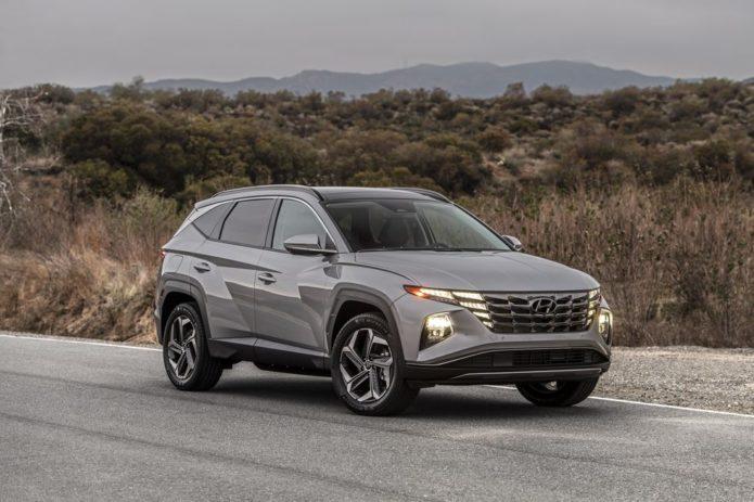 2022 Hyundai Tucson PHEV Revealed, Offers 32-Mile Electric Range