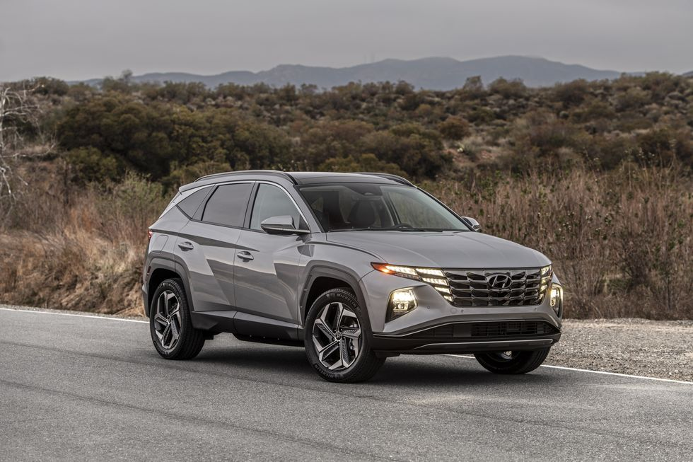 2022 Hyundai Tucson PHEV Revealed, Offers 32-Mile Electric Range