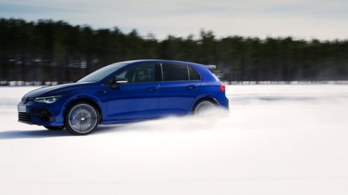 All-new 2022 VW Golf R features a new 4Motion all-wheel-drive system