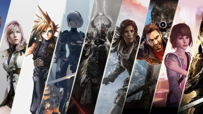 Square Enix Presents: What was shown during the digital showcase?