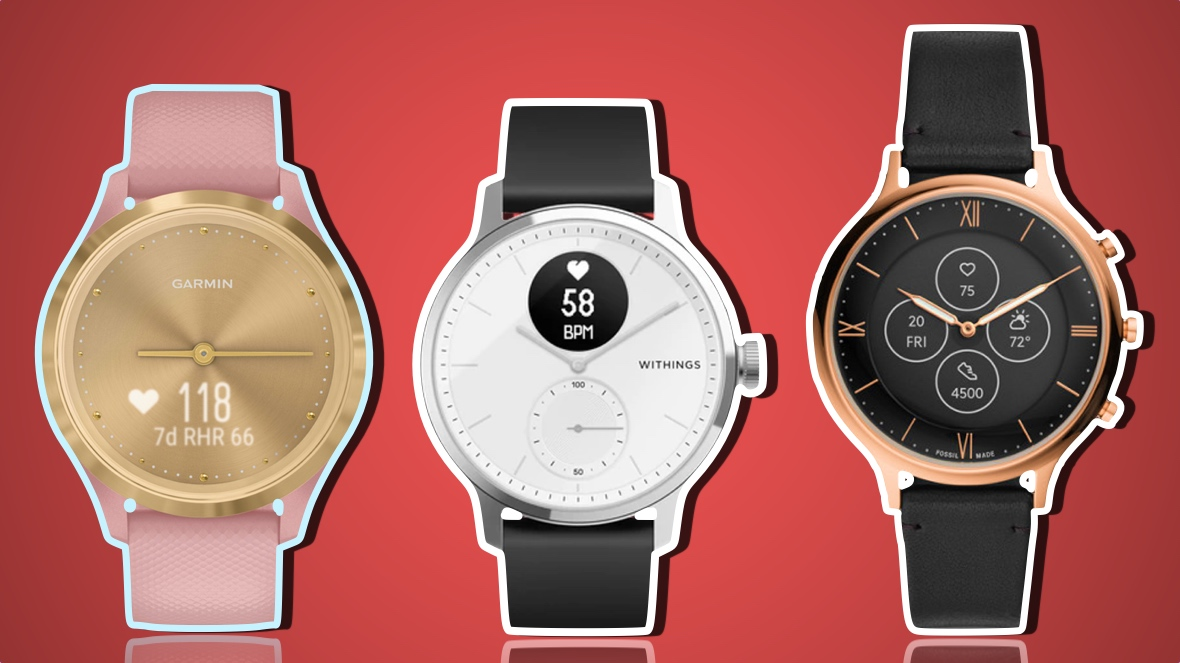 Best hybrid smartwatch 2021: options that blend fitness tech and style