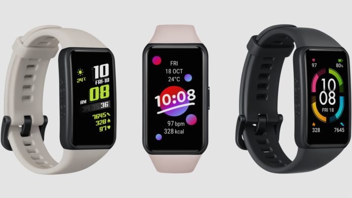 Honor Band 6: price, release date and global availability