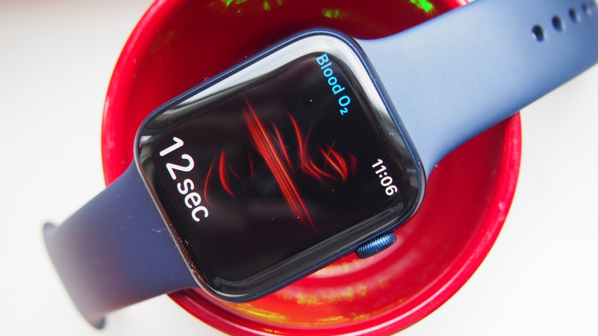 How to take a SpO2 reading on Apple Watch