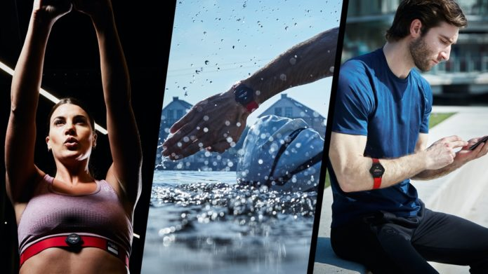 New Myzone MZ-Switch HRM blends ECG and optical HR so you can wear it anywhere