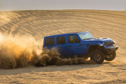We Finally Know the Last Pieces of the Wrangler Rubicon 392 Puzzle