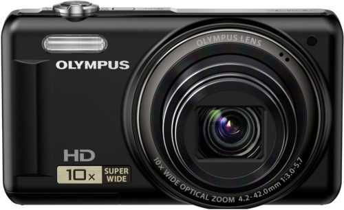 Olympus VR-310 (D-720) Camera
