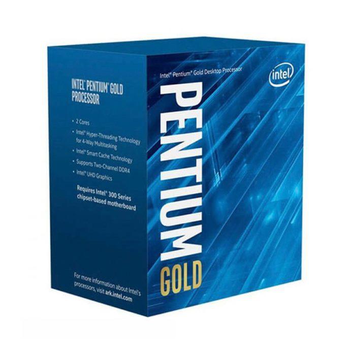Intel Pentium Gold G6400 Review