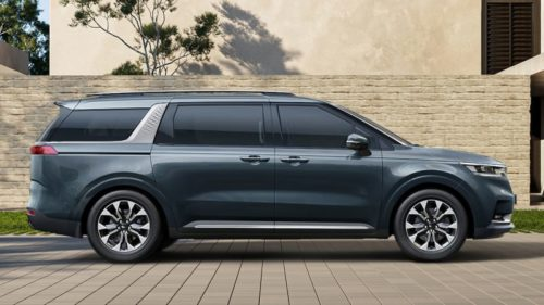 Here's How Much the All-New 2022 Kia Carnival Will Cost