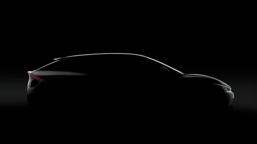Kia unveils EV6 all-electric crossover; new Kia Stinger debuts March 16