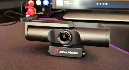 AVerMedia 4K Webcam Review