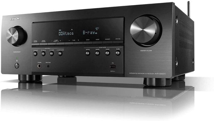 Denon AVR-S960H Review