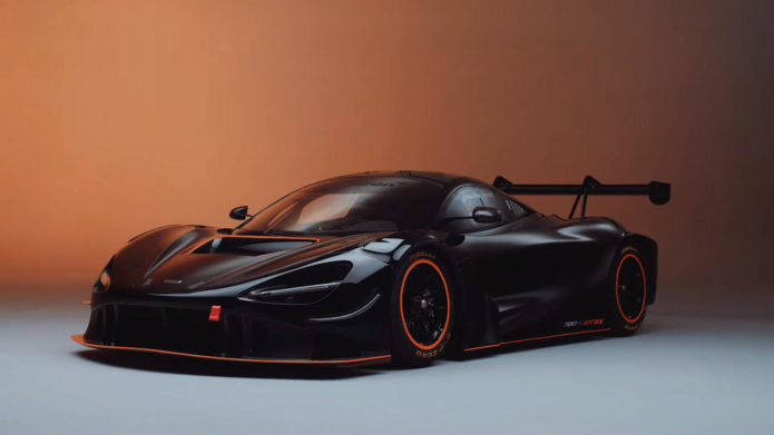 McLaren 720S GT3X takes race-ready to another level