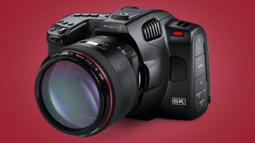 Blackmagic Pocket Cinema Camera 6K Pro review