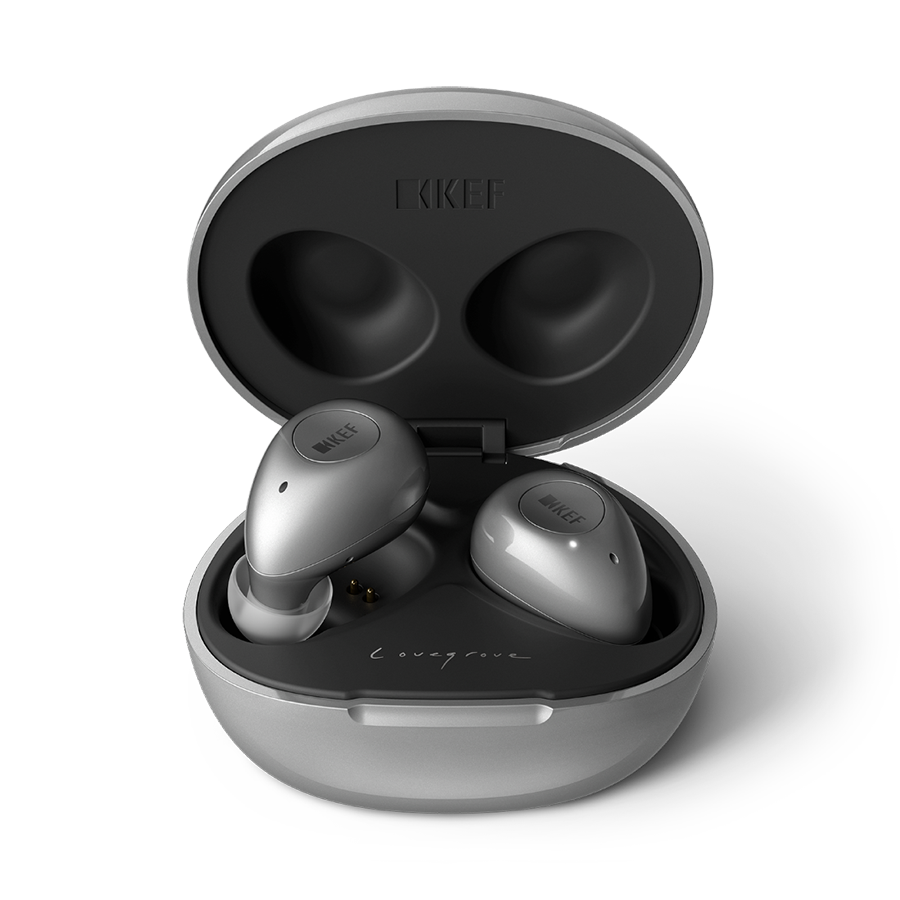 KEF Mu3 true wireless earbuds review