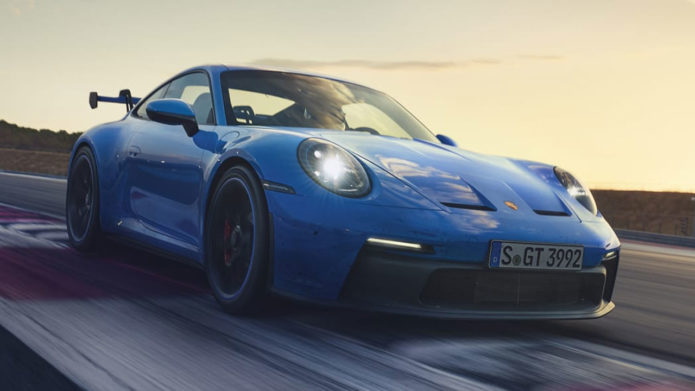 No fully electric Porsche 911 is planned for the foreseeable future