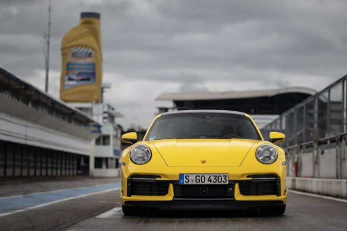 Porsche Says It Won't Build an Electric 911 Right Now, But Purists Shouldn't Exhale Yet