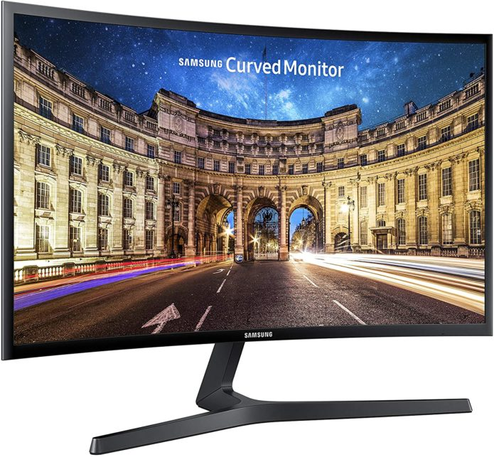 Samsung 24-Inch CF396 Curved LED Monitor Review