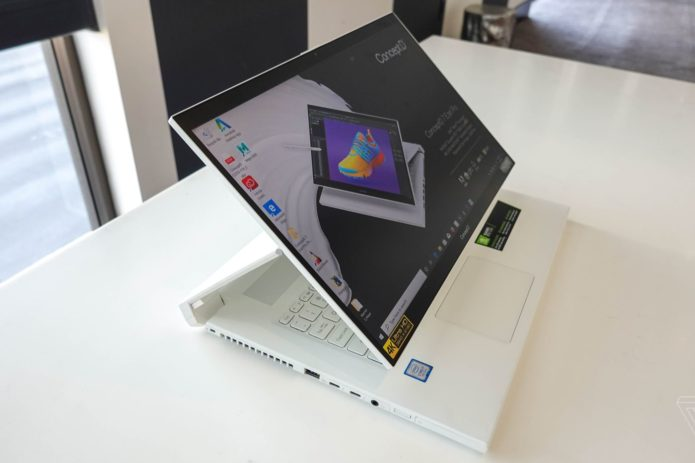 Acer ConceptD 7 Ezel review