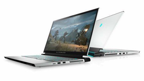 Alienware updates m15 R4, m17 R4 laptops with Cherry MX Ultra-Low Profile keys