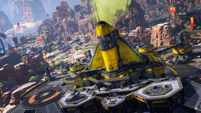 Apex Legends serves up Chaos Theory event, no-fill queue alongside Switch launch