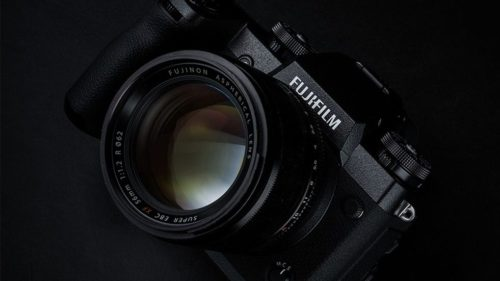 Fujifilm X-H2 expected to take on Canon EOS R5 with new X-Trans sensor