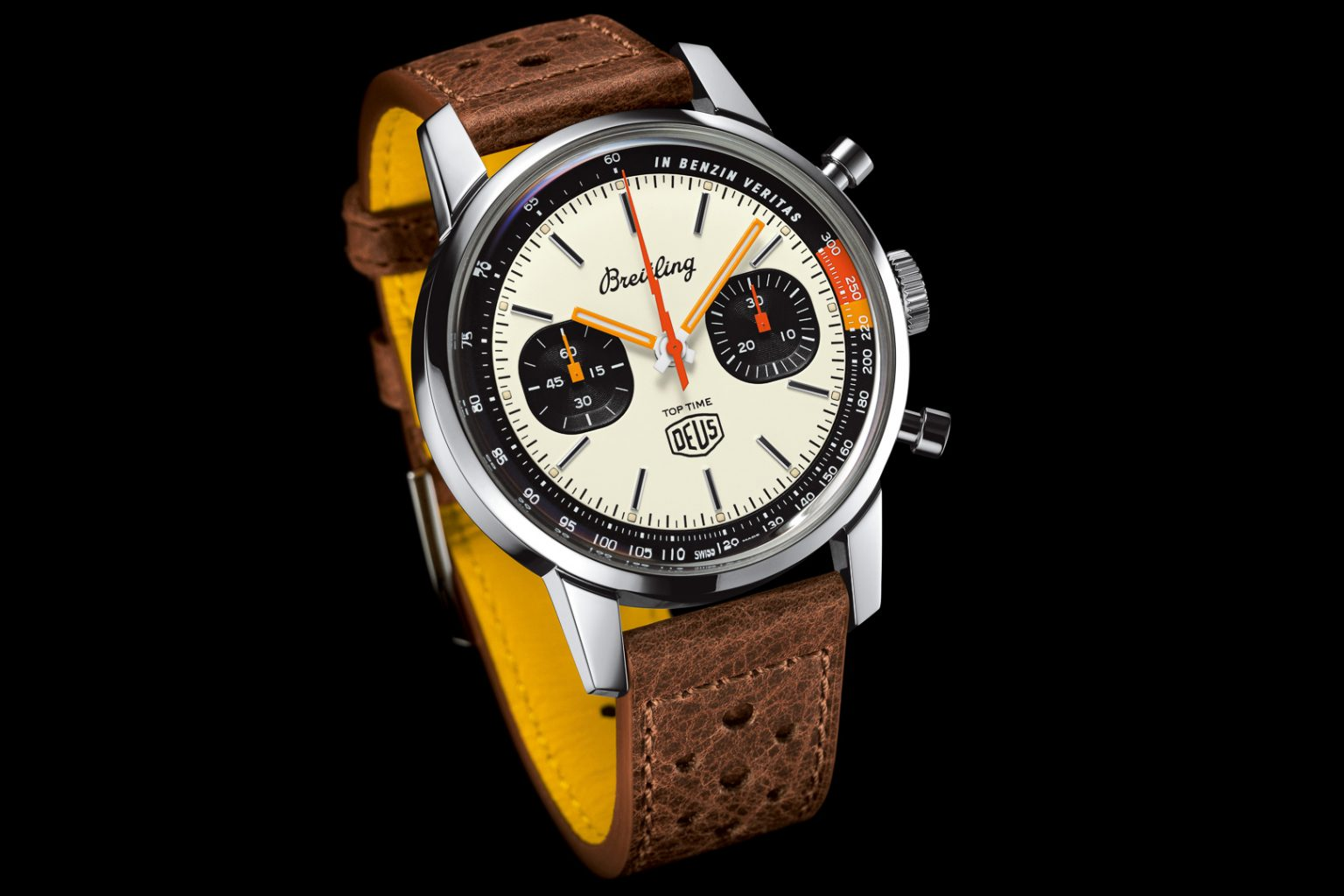 Breitling Top Time Deus Limited Edition Watch First Look