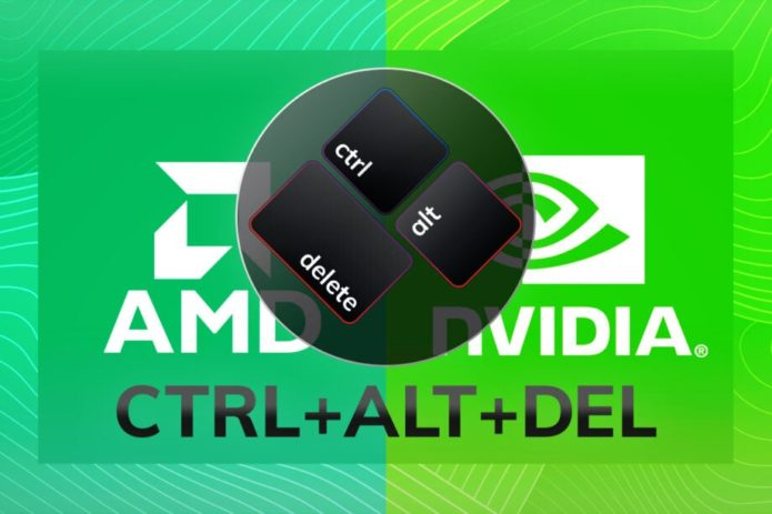 Ctrl+Alt+Delete: AMD can't compete with Nvidia without a DLSS rival