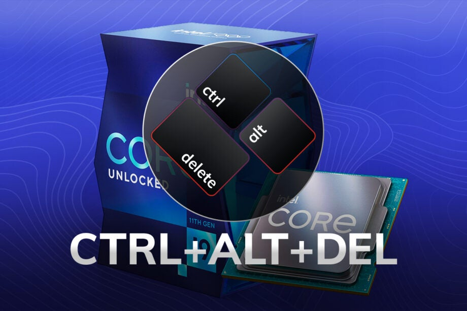 Ctrl+Alt+Delete: The core problem with Intel Rocket Lake processors