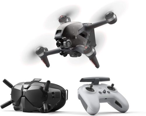 DJI FPV Combo Review: Incredible Drone With New Experience