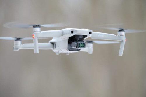 This Drone Had an Epic Crash, But I Still Want One. A DJI Mavic Air 2 Review