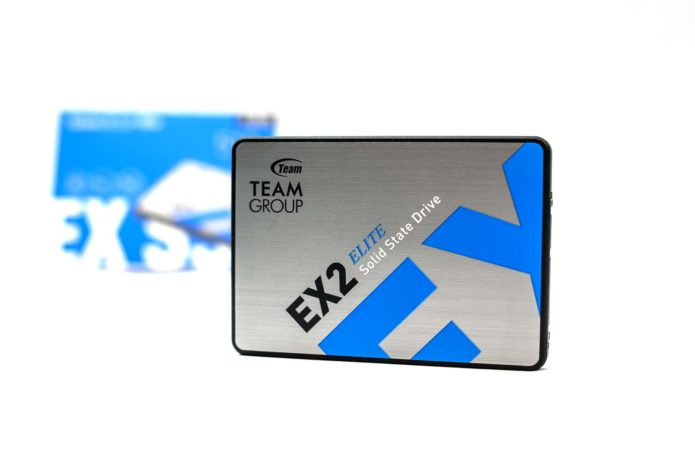 Team Group EX2 SATA SSD Review
