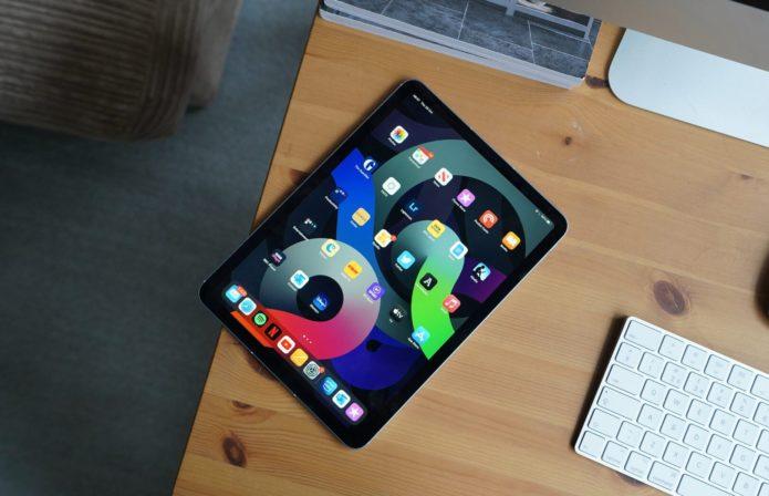 iPad Air 5: Next-gen tablet set for hefty screen upgrade?