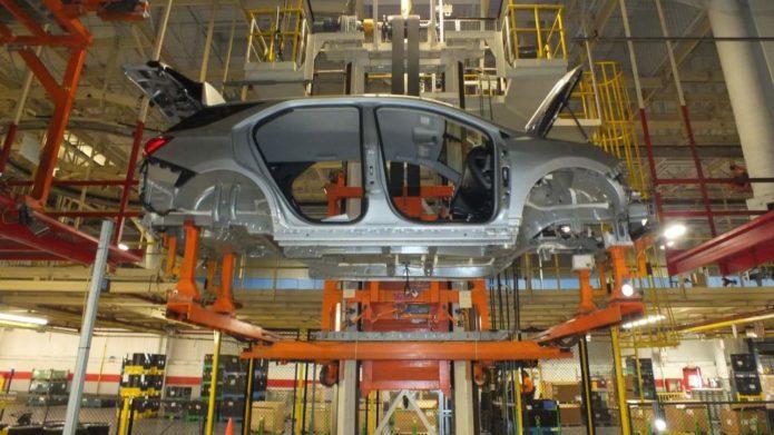 GM extends car plant shutdowns as semiconductor shortage bites