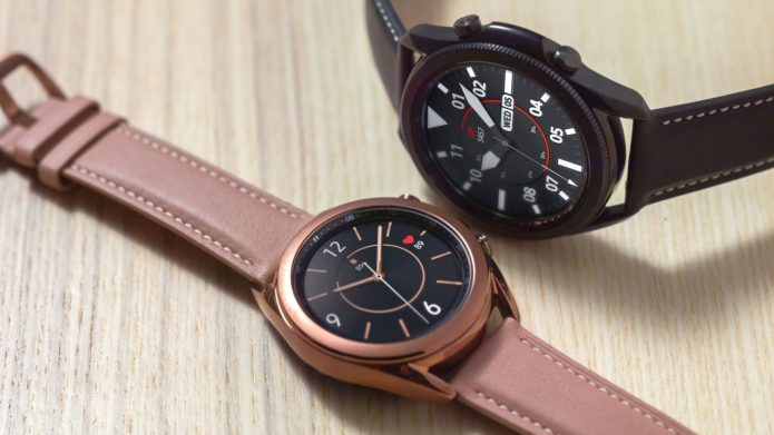 Samsung Galaxy Watch 4 leak just revealed colors and design