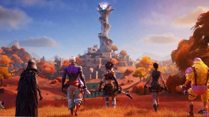 Fortnite Chapter 2, Season 6 kicks off with crafting, Lara Croft, and a vast wilderness