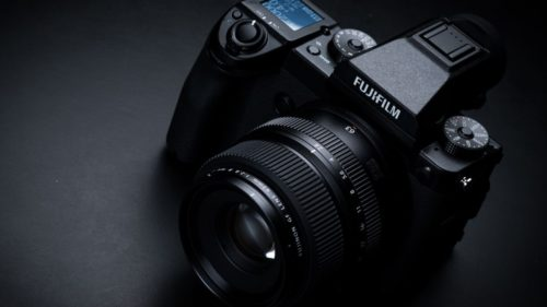 Fujifilm GFX50S MK II tipped to be its new affordable medium format camera