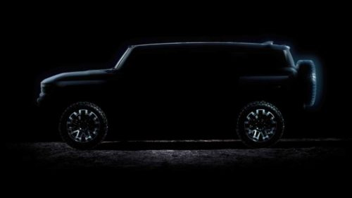 GMC Hummer EV SUV reveal dated: Watch the electric pickup go sideways on ice