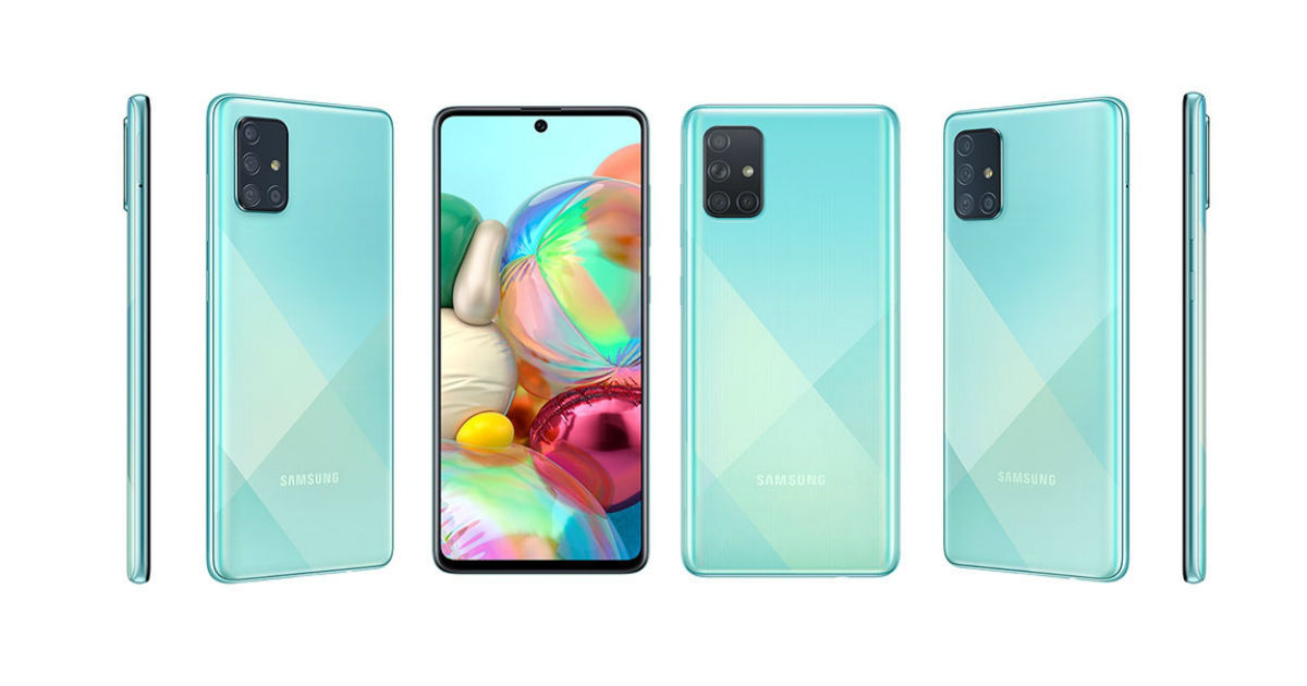 Samsung Galaxy A72 5G peview