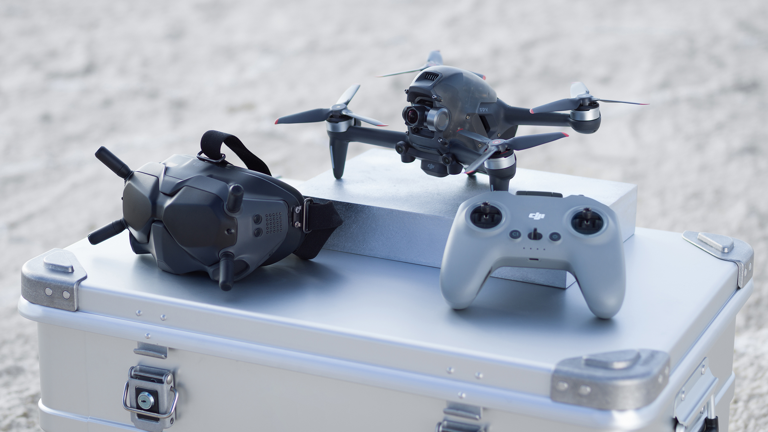 Hands on: DJI FPV drone review