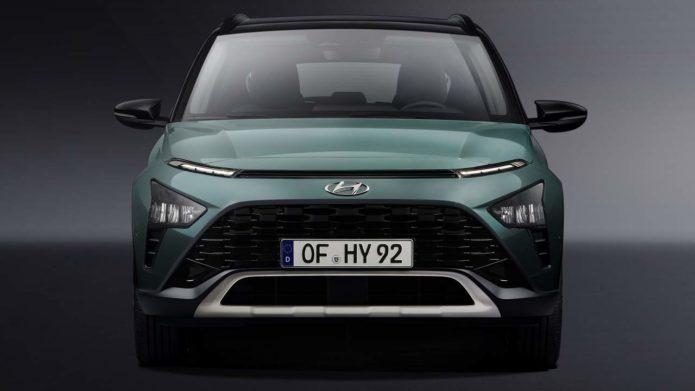 2021 Hyundai Bayon breaks cover in Europe